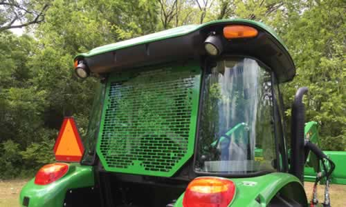 Perry Company John Deere Tractor Protection Accessories